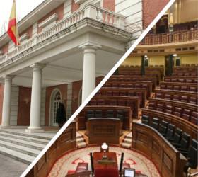 Congreso y Moncloa