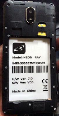 Safaricom Neon Ray Flash File 2