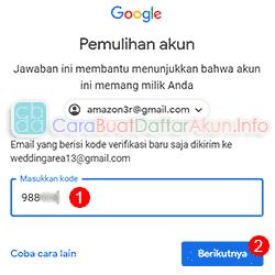 cara mengaktifkan akun gmail yang sudah dihapus