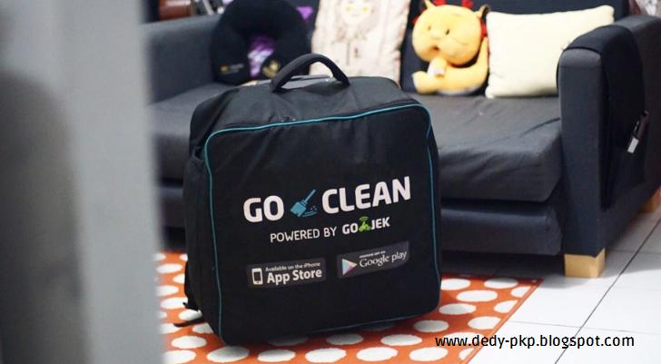 layanan go clean dari gojek