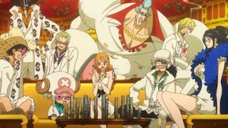 One Piece Movie 13: Film Gold BD Subtitle Indonesia