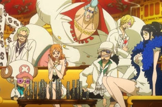 One Piece Movie 13: Film Gold BD Subtitle Indonesia