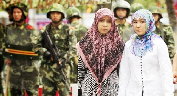 Perkosaan dan Aborsi, Etnis Uighur Buka Suara Kehidupan di Kamp Xinjiang