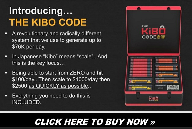 What is The Kibo Code