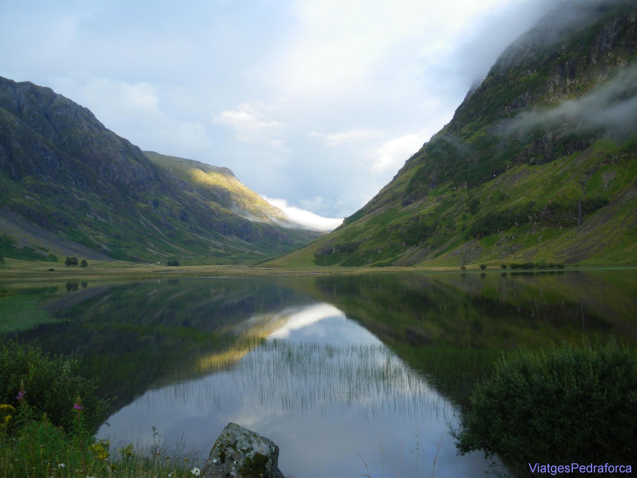 Glen Coe, Highlands, Escòcia, Scotland