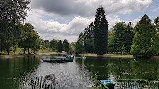 Thompson Park in Burnley