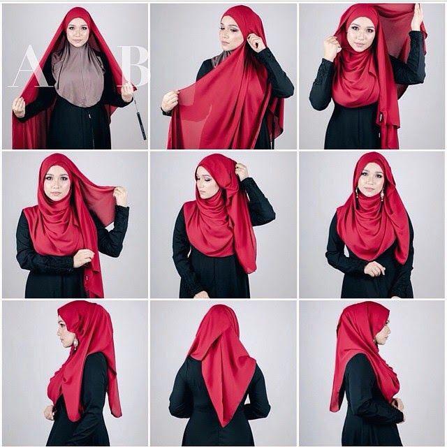 accessoire hijab swag. Black Bedroom Furniture Sets. Home Design Ideas
