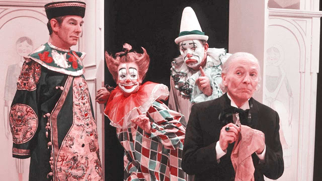 Doctor Who The Celestial Toymaker