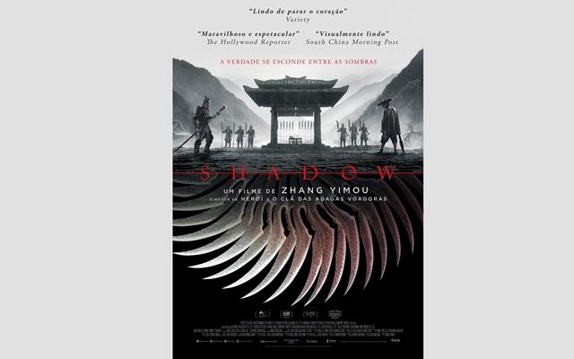 """CINEMA: PlayArte Pictures divulga trailer legendado e pôster nacional de """"Shadow"""" (COM VÍDEO)"""