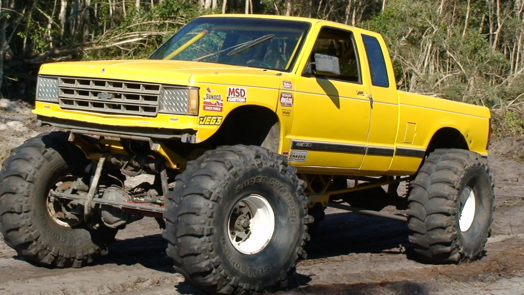 Mud Trucks For Sale