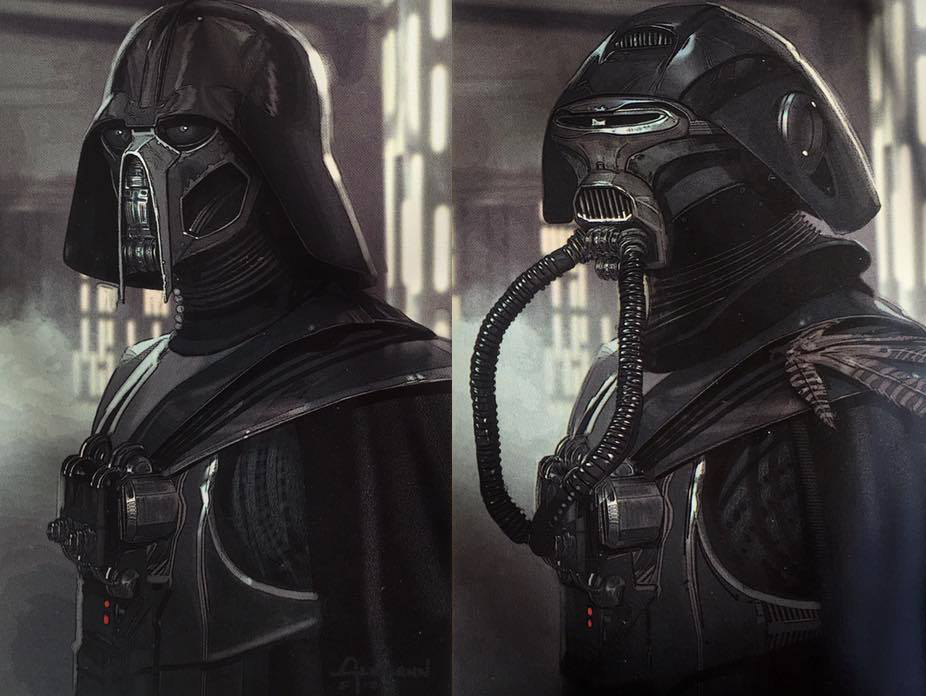 #starwarsallday: Concept Art for #StarWars: The Force ...