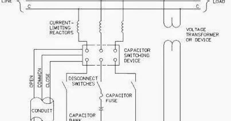 Electrical and Electronics Engineering: Typical Capacitor