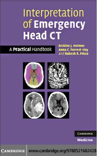 Download ebook Medicine pdf free Interpretation Of Emergency Head Ct Holmes