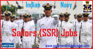 Indian Navy Recruitment 2018 Apply Online for 2500 Sailor Posts