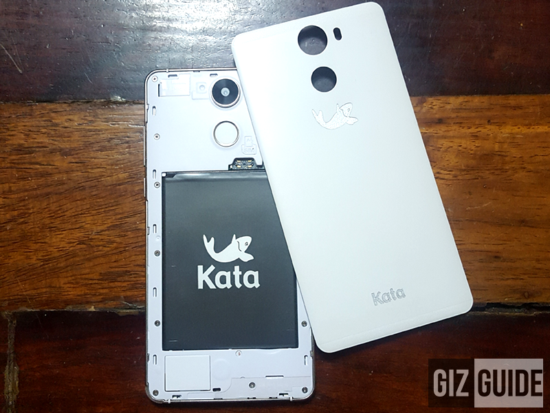 gizguide-kata-c2-back-panel Kata C2 Unboxing And First Impressions - Metal Clad Design For An Affordable Price Technology