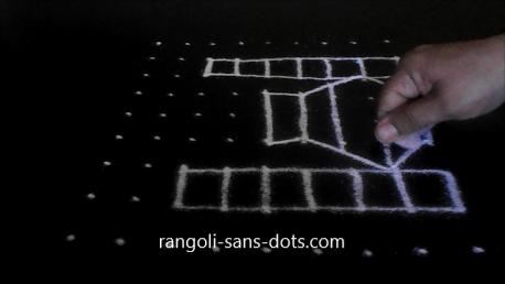 New year rangoli, Pongal kolam, Christmas rangoli | Kolam by Sudha ...