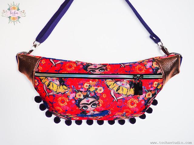 Frida Kahlo, Bum bag, hip bag
