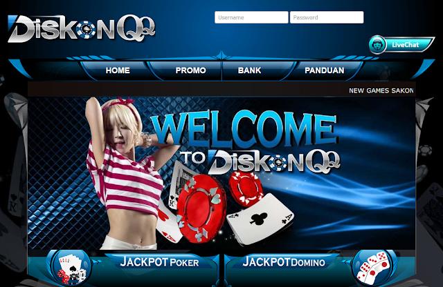 Situs Poker Terpercaya Diskonqq Aman Untuk Judi Uang Asli