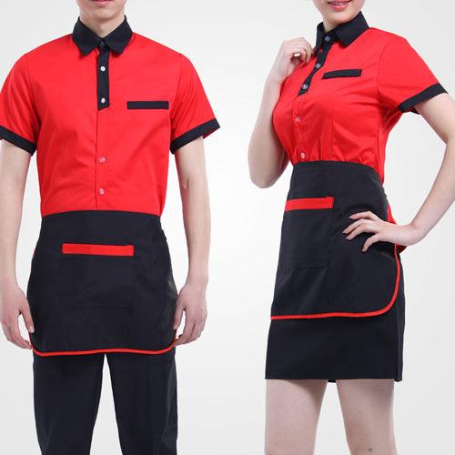Đồng phục nhà hàng lẩu băng chuyền đẹp góp phần làm tăng sự chuyên nghiệp