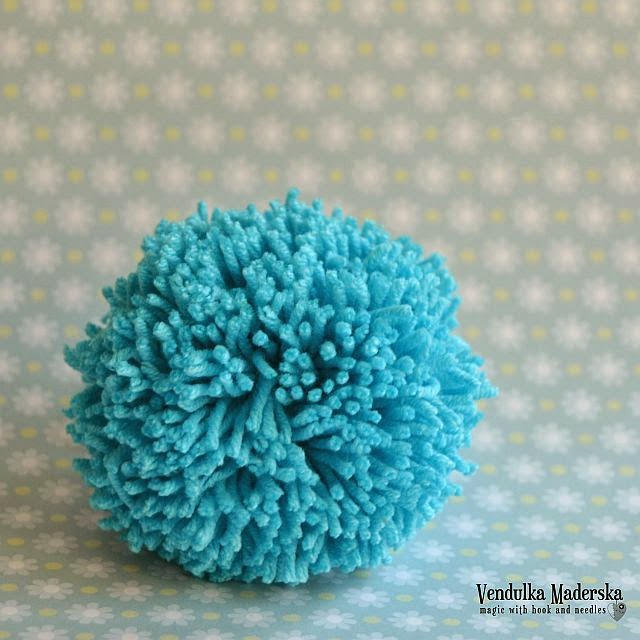 How to make pompom
