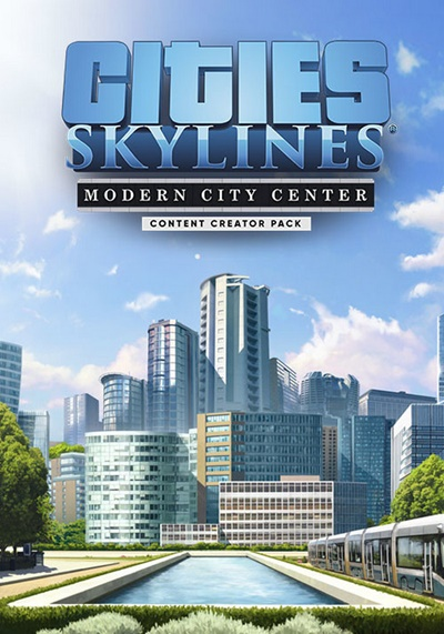 โหลดเกมส์ Cities: Skylines - Modern City Center
