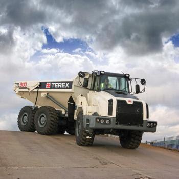 Xe tải Terex TA300 / TA400