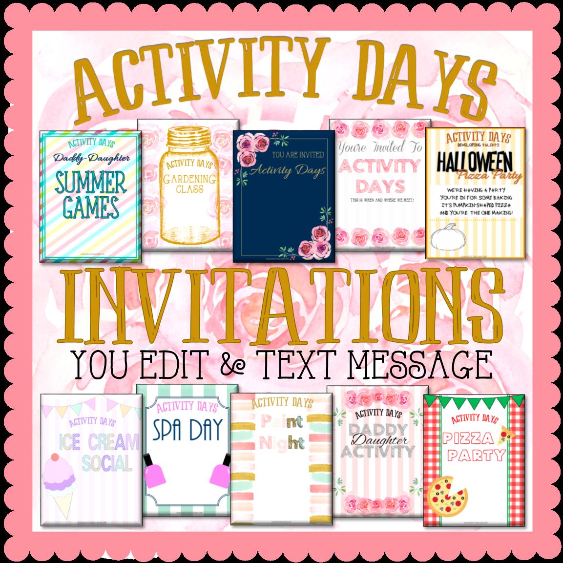 Primary Activity Ideas Activity Days Faith In God Worksheets