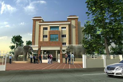 Soubhagya  multipurpose and wedding hall front view image