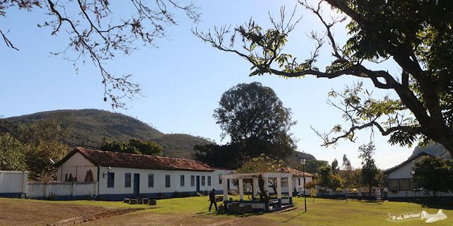 Parque Biribiri, Vila do Biribiri, Diamantina, Minas Gerais, Caminho dos Diamantes, Estrada Real