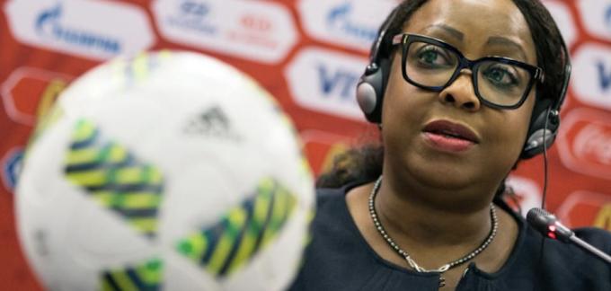 FIFA's Fatma Samoura endorses Africa Women's Sports Summit
