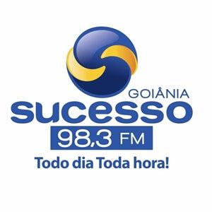 Ouvir agora Rádio Sucesso FM 98,3 - Goiânia / GO