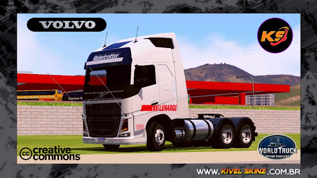 Skins World Truck Driving - KIVEL SKINZ