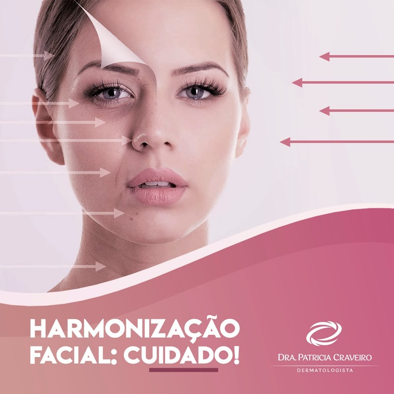 Harmonização facial virou moda mas exige cuidados