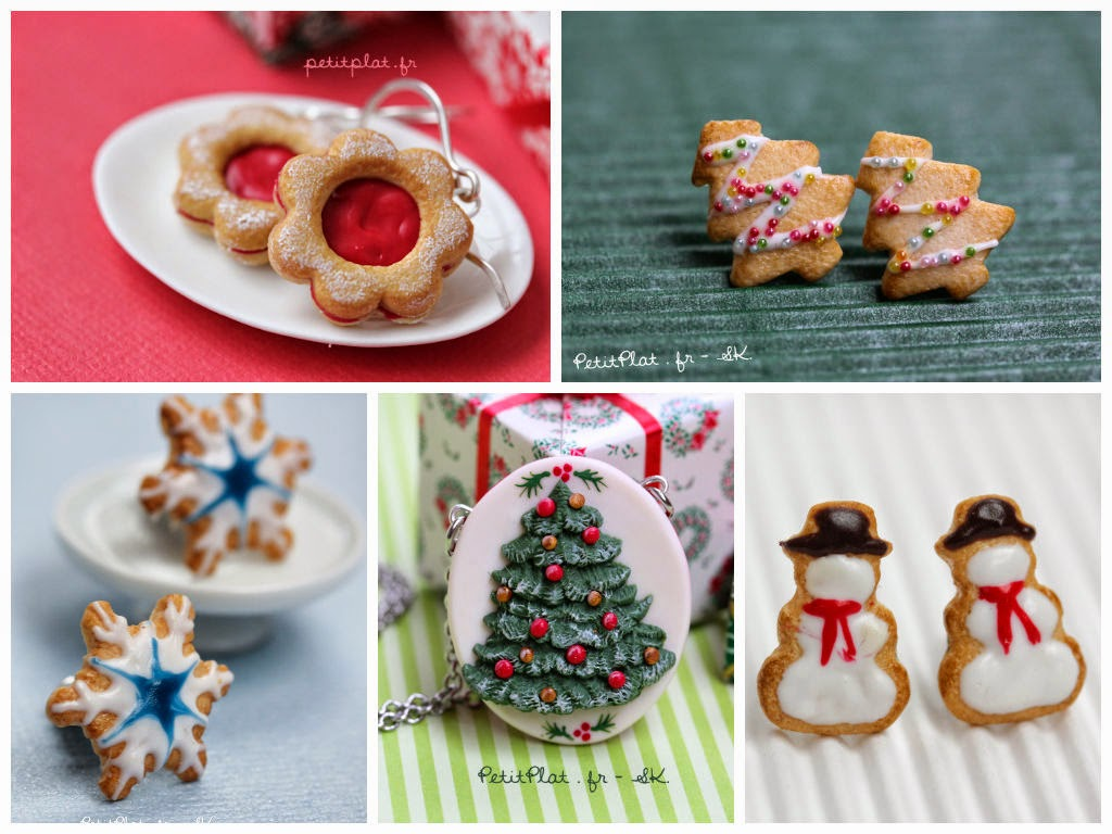 PetitPlat Miniatures, Holidays Gift Guide, Christmas 2014, Gifts for the Christmas Obsessed / La Fanatique de Noël