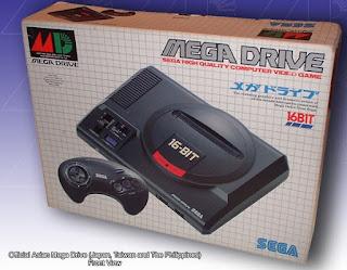 Mega Drive Japón - 1988