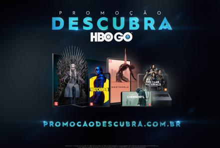 Promoção Descubra HBO GO