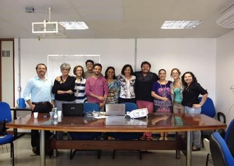 Equipe responsável pela elaboração do Guia da Produção Audiovisual Acessível