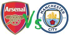 Bigmatch ARSENAL vs MANCHESTER CITY