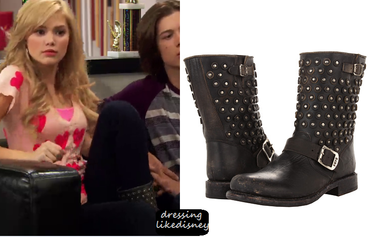 Kickin' It: Season 3 Episode 5 Kim's Studded Boots ...