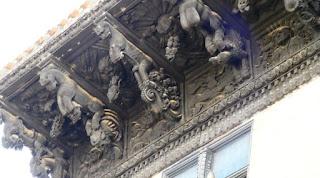 Sangüesa, Palacio de los Marqueses de Valle-Santoro.