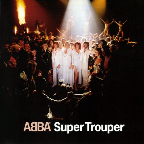 abba ABBA   Super Trouper
