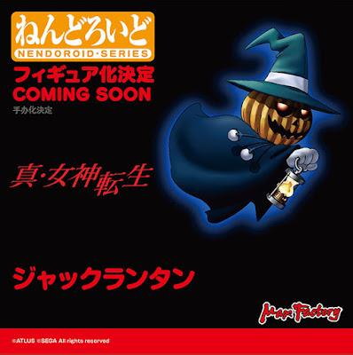 Shin Megami Tensei - Jack-o'-Lantern