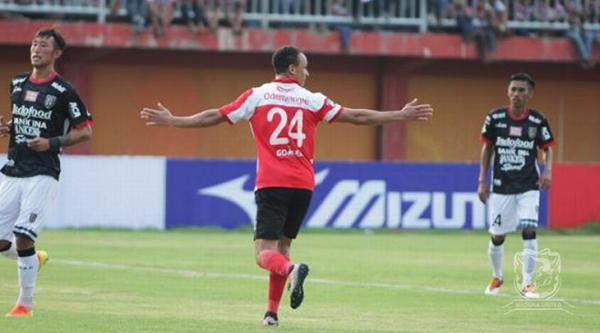 Janji Peter Odemwingie Saat Madura United Hadapi Persib Bandung