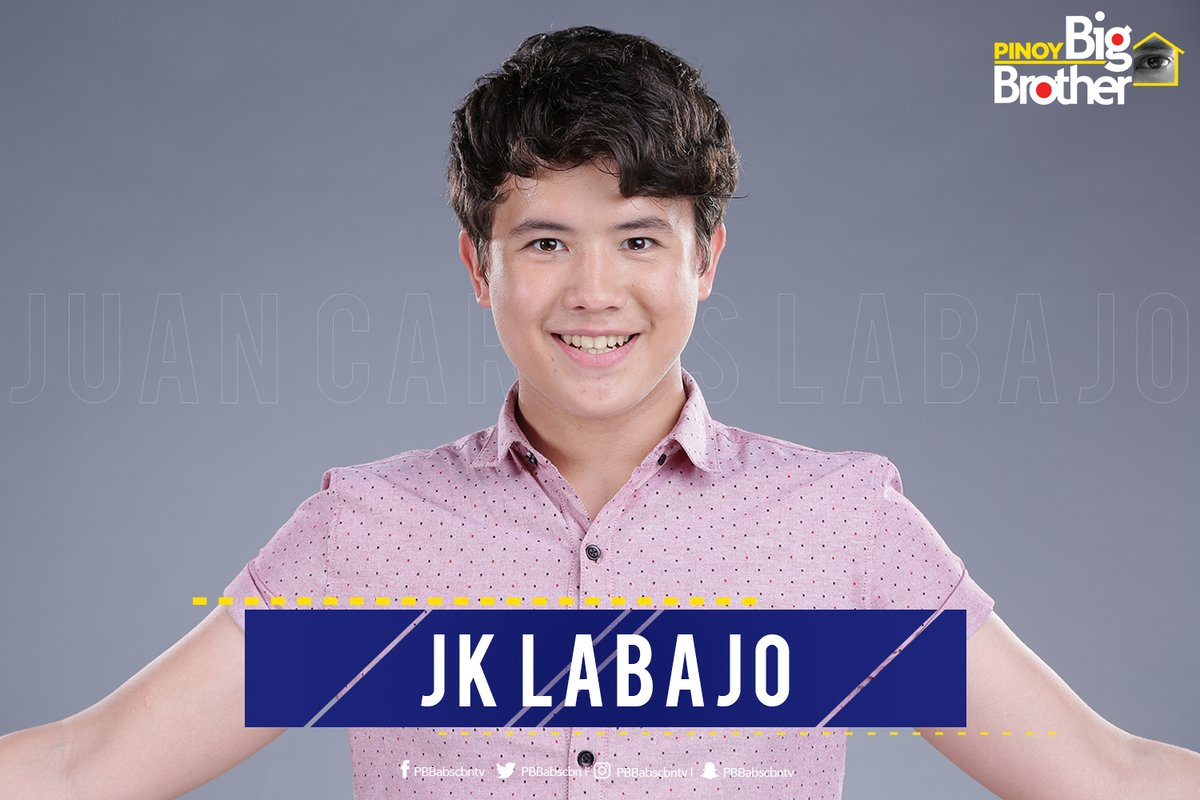 JK Labajo is 'PBB: Lucky Season 7' official housemate