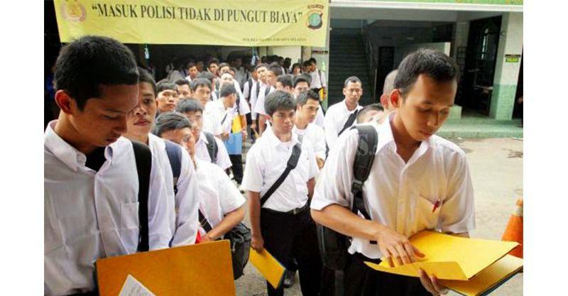 Penerimaan Polri BINTARA Bintara TI Tingkat SMA SMK D3 D4 S1 Tahun 2017