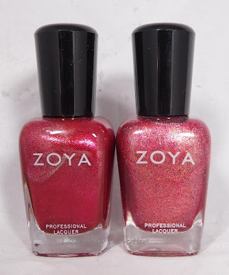 Zoya Ash vs. Zoya Gloria