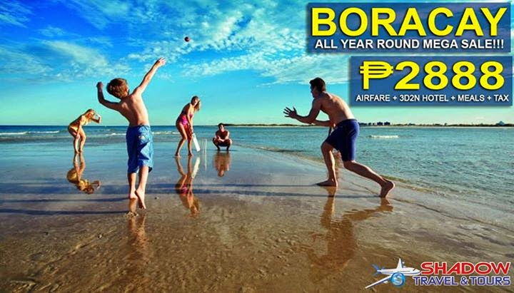 Cheap Package Tour To Boracay