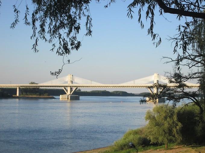 Podul Calafat - Vidin (Podul Noua Europă)