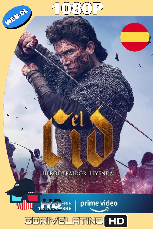 El Cid (2020) AMZN Miniserie WEB-DL 1080p Castellano MKV