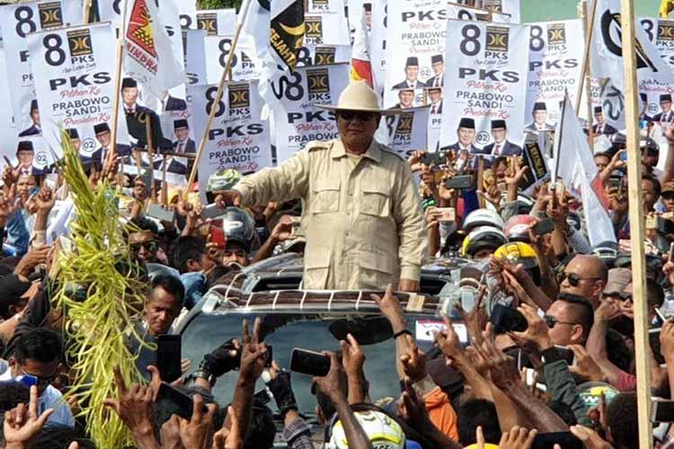 PKS takkan tinggalkan Prabowo